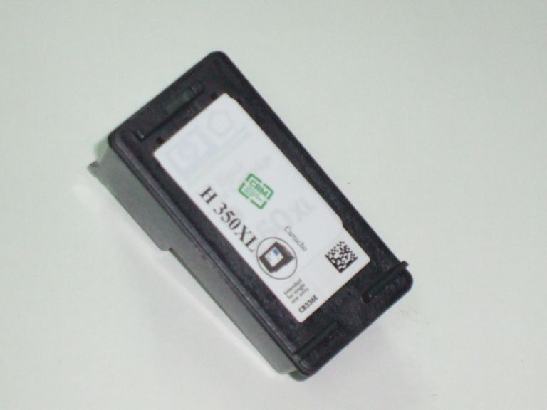 Cartucho Reciclado HP 350XL CB336EE ( HP350XL)