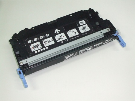 Toner Reciclado HP Q6470A Negro (6000 copias)