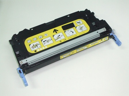 Toner Reciclado HP Q7582A Amarillo (6000 copias)