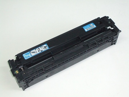 Toner Reciclado HP CB541A Cian  (1400 copias)