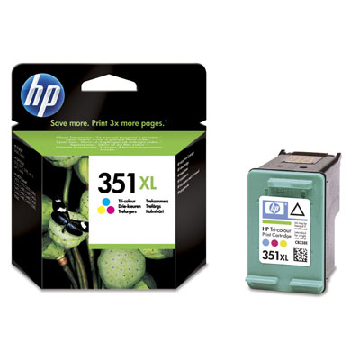 Cartucho HP 351XL