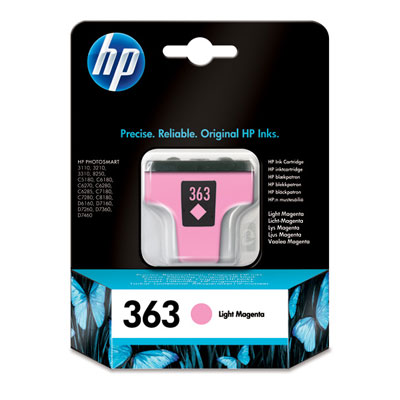 Cartucho HP 363 Magenta Photo