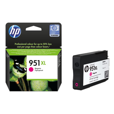 Cartucho HP 951XL Magenta