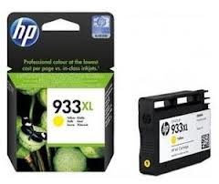Cartucho original HP933XL Amarillo